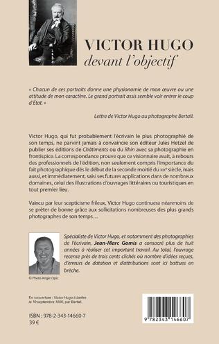 4eme Victor Hugo devant l'objectif