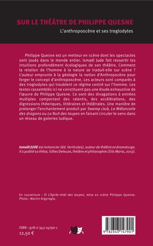 4eme Sur le théâtre de Philippe Quesne