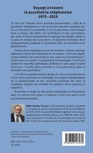 4eme Voyage à travers la psychiatrie stéphanoise 1975-2015