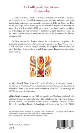 4eme La basilique du sacré-Coeur de Grenoble