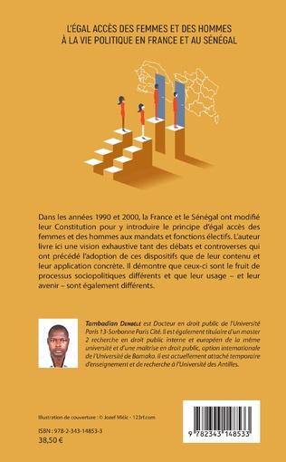 4eme L'égal accès des femmes et des hommes à la vie politique en France et au Sénégal