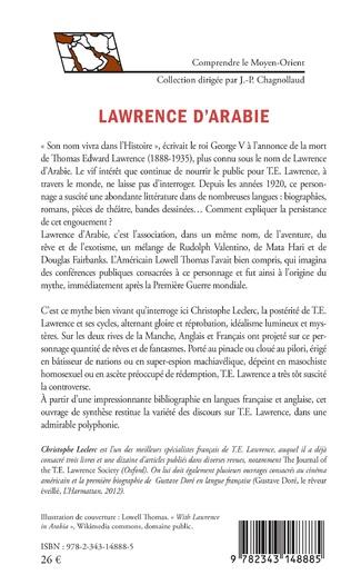 4eme Lawrence d'Arabie