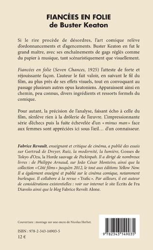 4eme Fiancées en folie de Buster Keaton