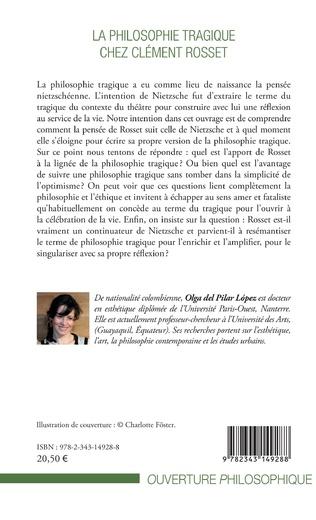 4eme La philosophie tragique chez Clément Rosset