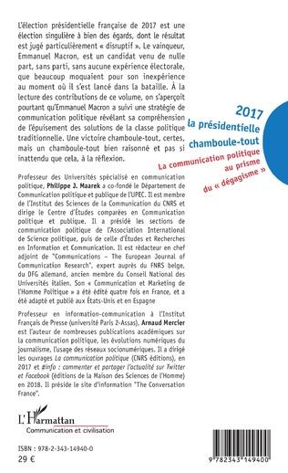 4eme 2017 La présidentielle chamboule-tout