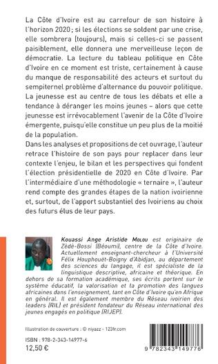 4eme Côte d'Ivoire : élection(s) présidentielle(s) à l'horizon 2020