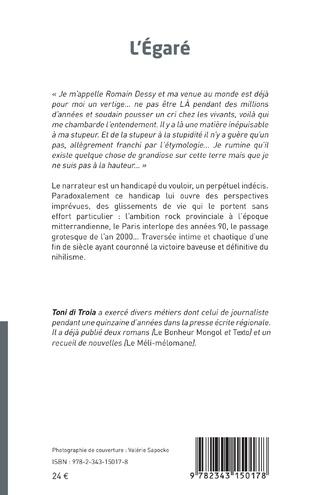 4eme L'Égaré