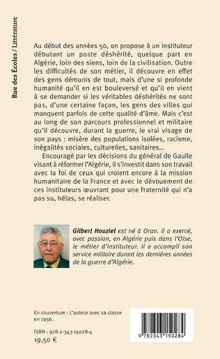 4eme Un maître d'école face au destin de l'Algérie