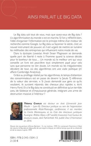 4eme Ainsi parlait le Big data