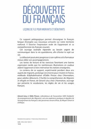 4eme Découverte du français