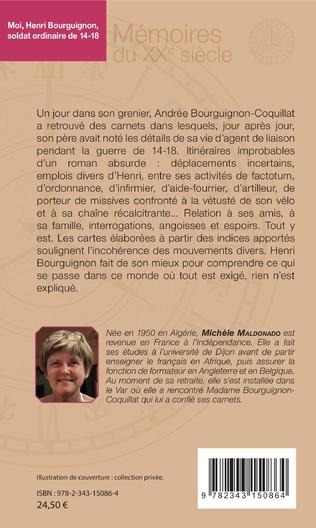 4eme Moi, Henri Bourguignon