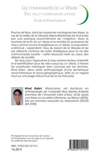 4eme Les communautés de la Vésubie