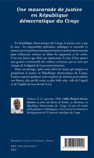 4eme Une mascarade de justice en République démocratique du Congo