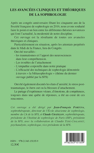 4eme Les avancées cliniques et théoriques de la sophrologie