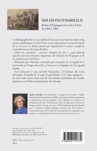 4eme Sur les pas d'Isabelle II