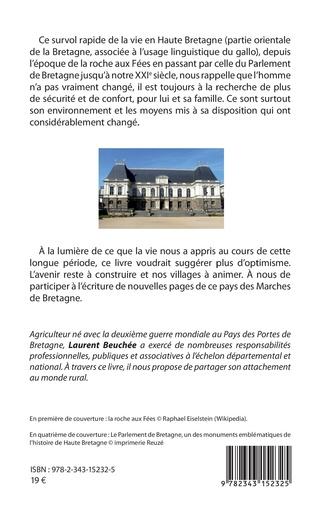 4eme La vie en Haute Bretagne