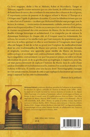 4eme Maroc, cités d'art, cités d'histoire