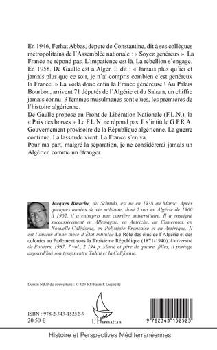 4eme L'Algérie et sa représentation parlementaire