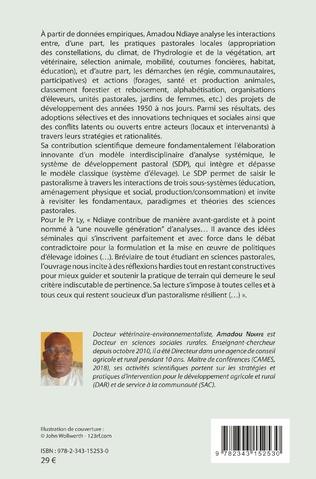 4eme Pastoralisme, résilience et développement