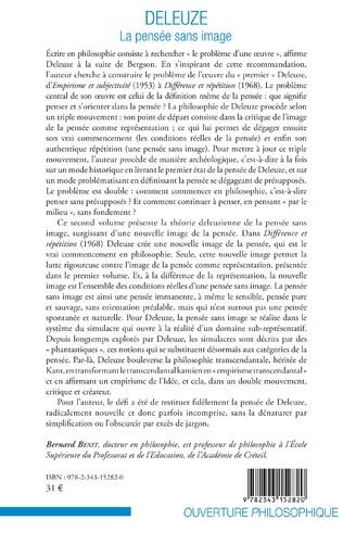 4eme Deleuze
