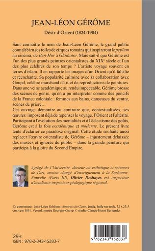 4eme Jean-Léon Gérôme