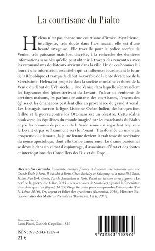 4eme La courtisane du Rialto