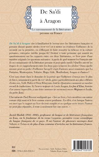 4eme De Sa'di à Aragon