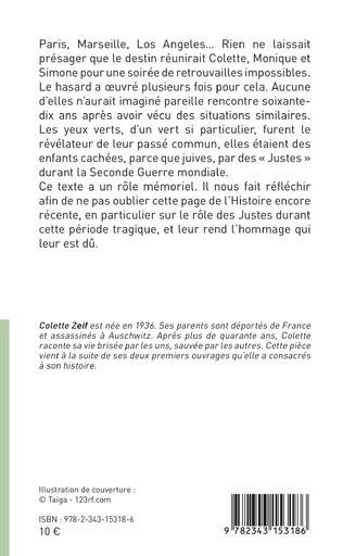 4eme Les Yeux verts