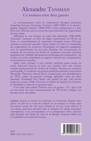 4eme Alexandre Tansman