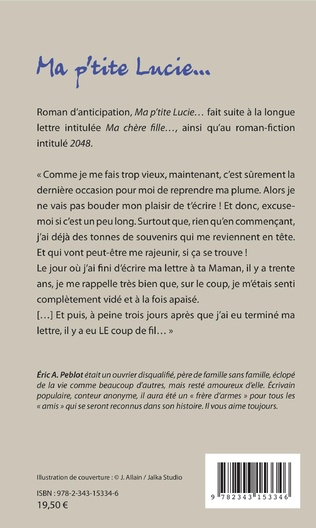 4eme Ma p'tite Lucie...