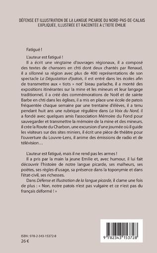 4eme Défense et illustration de la langue picarde du Nord-pas-de-Calais