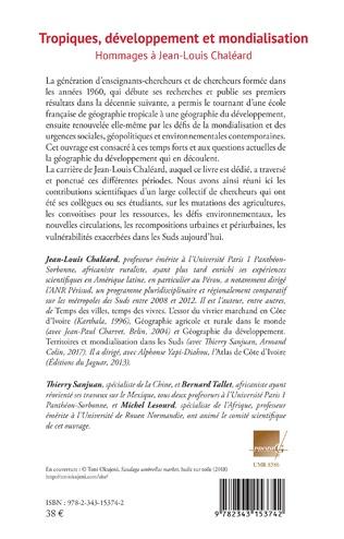 4eme Tropiques, développement et mondialisation