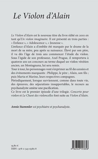 4eme Le Violon d'Alain
