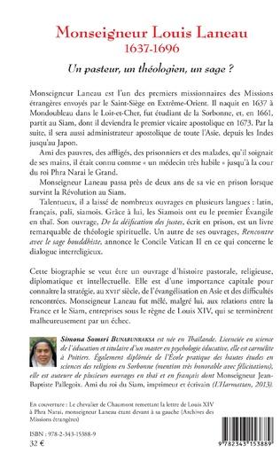 4eme Monseigneur Louis Laneau