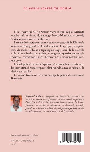 4eme La canne sacrée du maître Tome 2