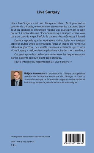 4eme Live Surgery