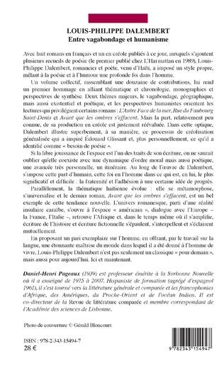 4eme Louis-Philippe Dalembert