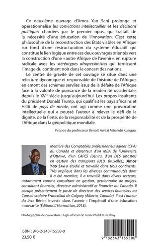 4eme Construire une autre Afrique de l'avenir