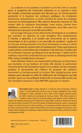 4eme Le secteur privé sénégalais