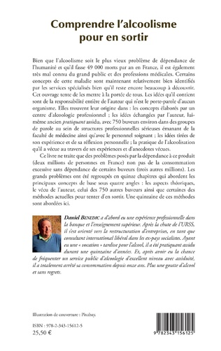 Comprendre L Alcoolisme Pour En Sortir Daniel Benedic