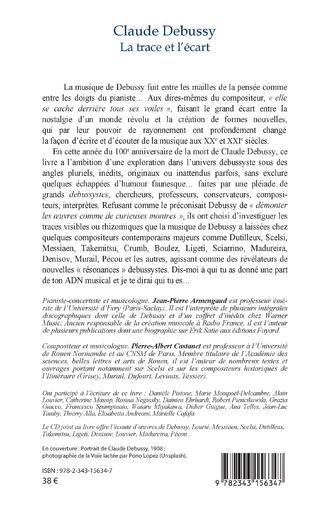 4eme Claude Debussy