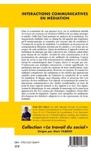 4eme Interactions communicatives en médiation