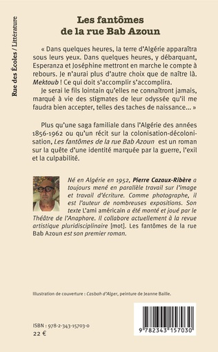 4eme Les fantômes de la rue Bab Azoun