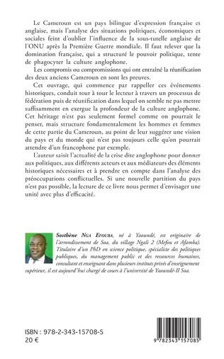 4eme Du Cameroun britannique à la crise anglophone