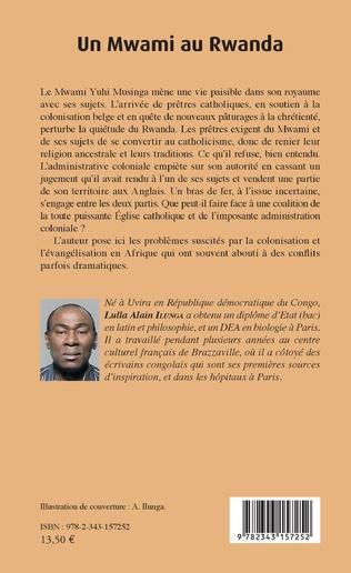 4eme Un Mwami au Rwanda