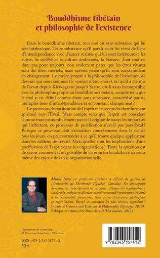 4eme Bouddhisme tibétain et philosophie de l'existence