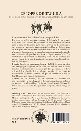 4eme L'épopée de Taguila
