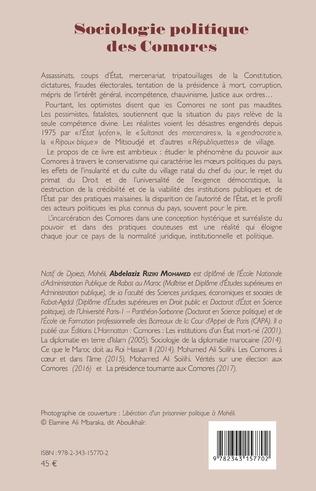 4eme Sociologie politique des Comores