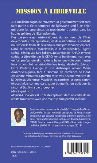 4eme Mission à Libreville