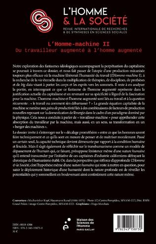 4eme L'Homme-machine II